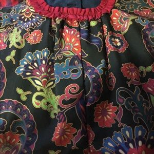 Persnickety baby dress